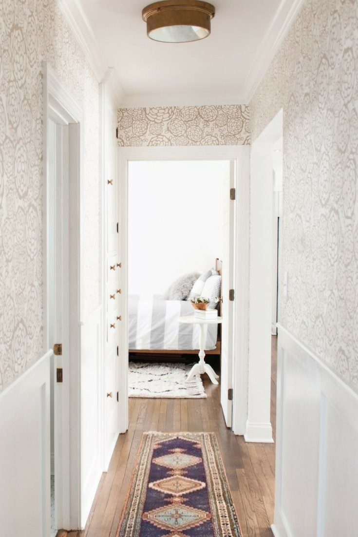 Long hallway decor ideas  Stunning Long And Narrow Hallway Decorating Ideas Hallway Decor