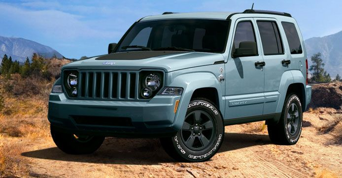 Jeep Liberty Arctic | Cars | Pinterest | Jeep liberty, Jeeps and Liberty