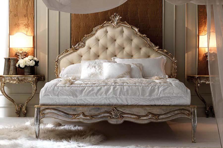 تصاميم ديكورات غرف نوم كلاسيك بتصاميم وديكورات فخمة ديكورات أرابيا Bedroom Decor Design Classic Bedroom Gold Bedroom Decor
