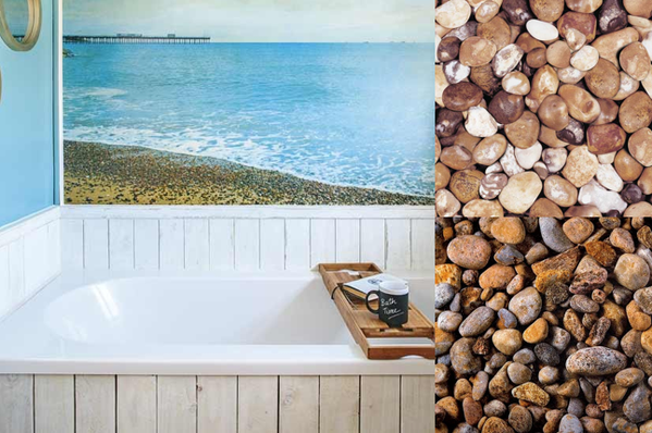 bring the shore to your home - seaside inspiration