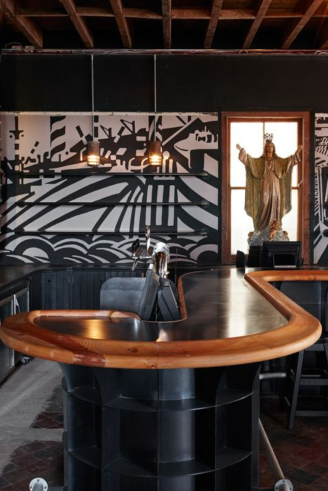 Bar Design Awards The Striped Horse Cape Town South Africa Middle East