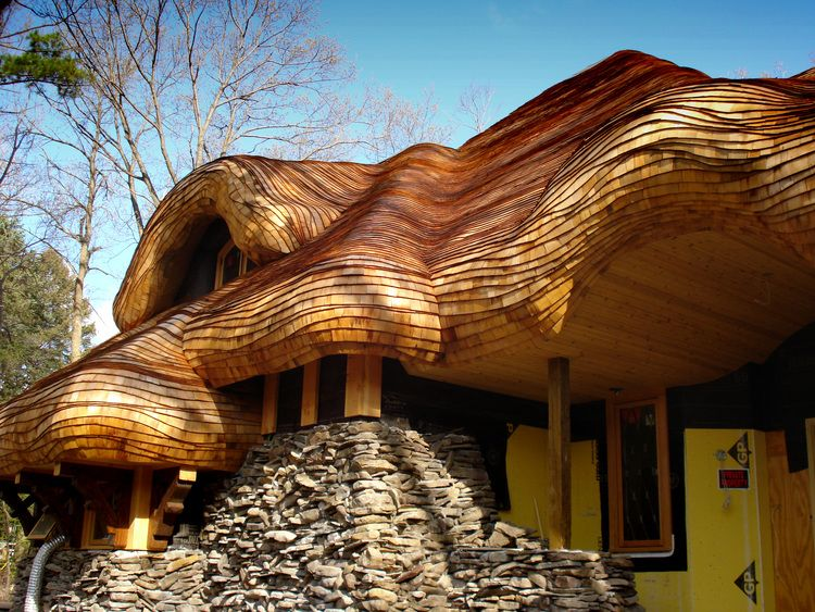 Best Storybook Half Round Roof Edges St Paul 3 Jpg Cedar 640 x 480