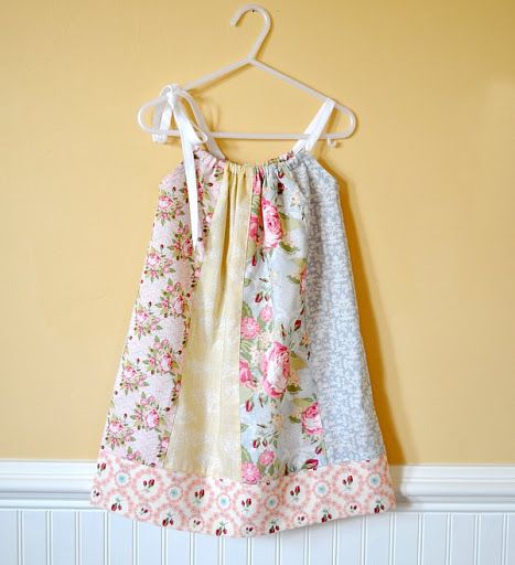 Tuto robe fillette facile