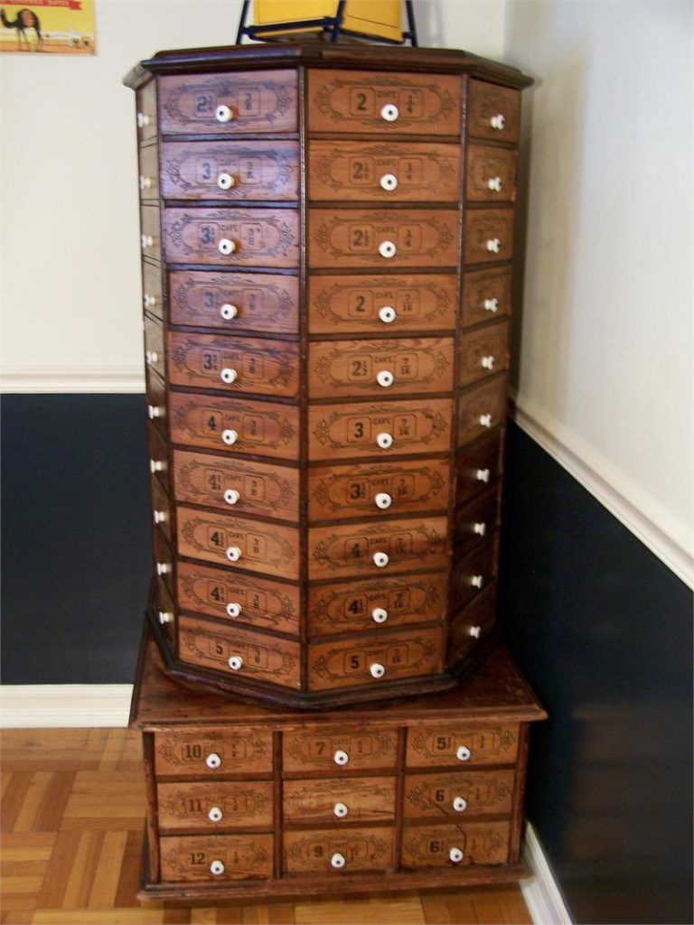 Vintage Picks For The Week Vintage Storage Pieces Wooden Decor Vintage Storage Art Studio