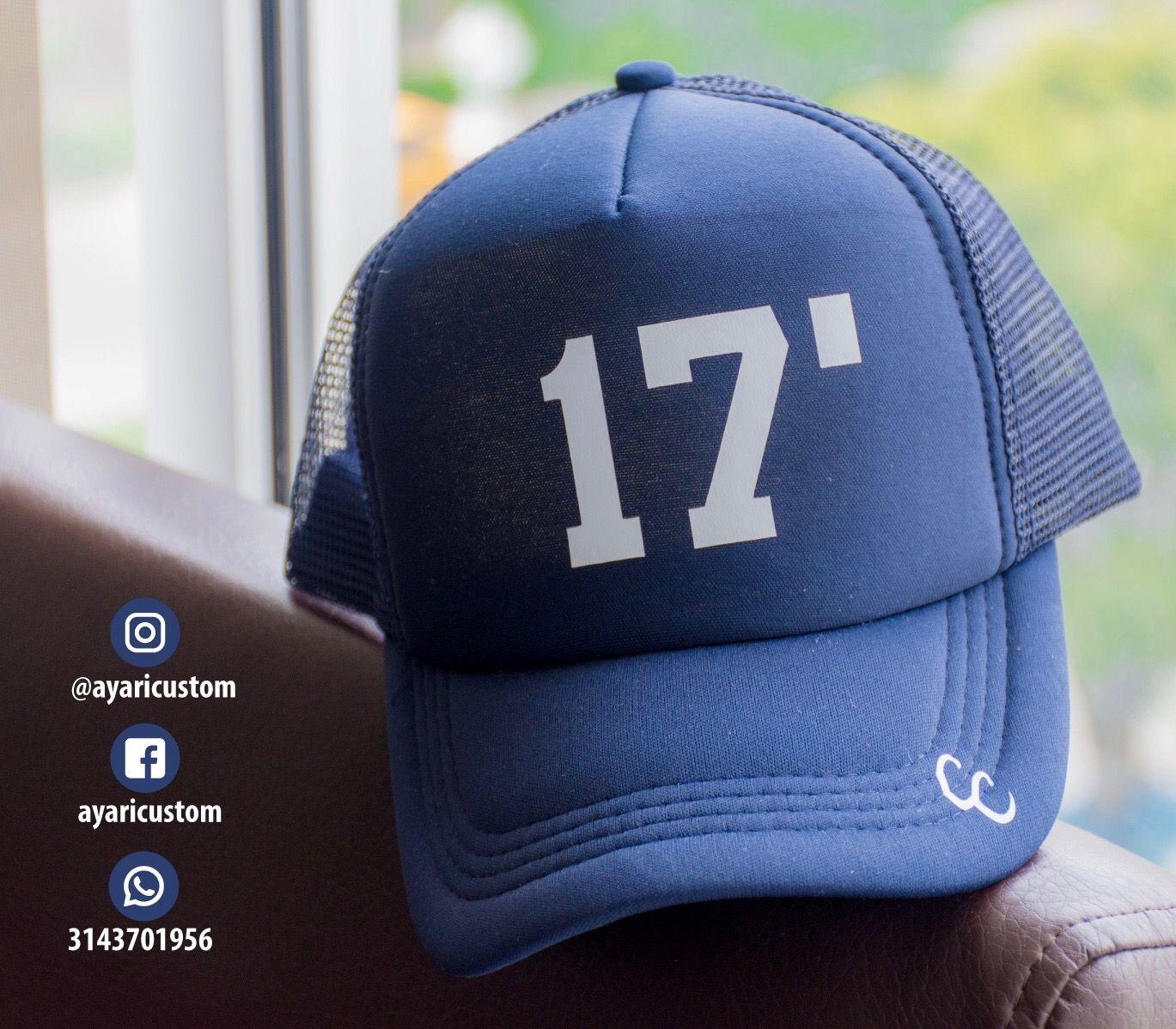 Gorras personalizadas en Bogotá 92c100a1b54