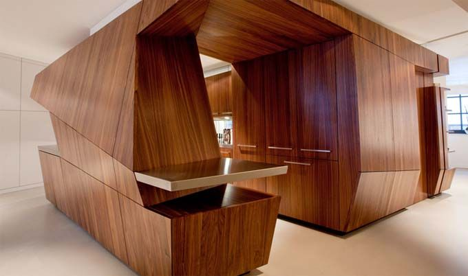The Cool Hunter - Designer Kitchen by Graft