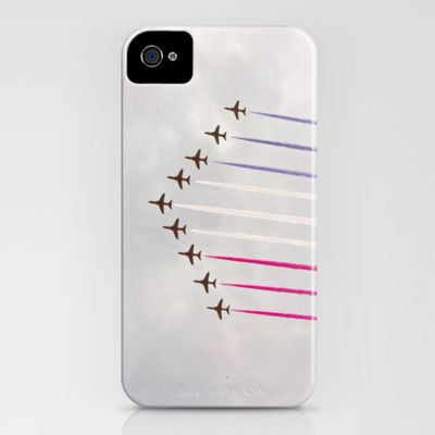Olympic Flypast iPhone Case by Traveling Journalist -  35.00  3252eef00167
