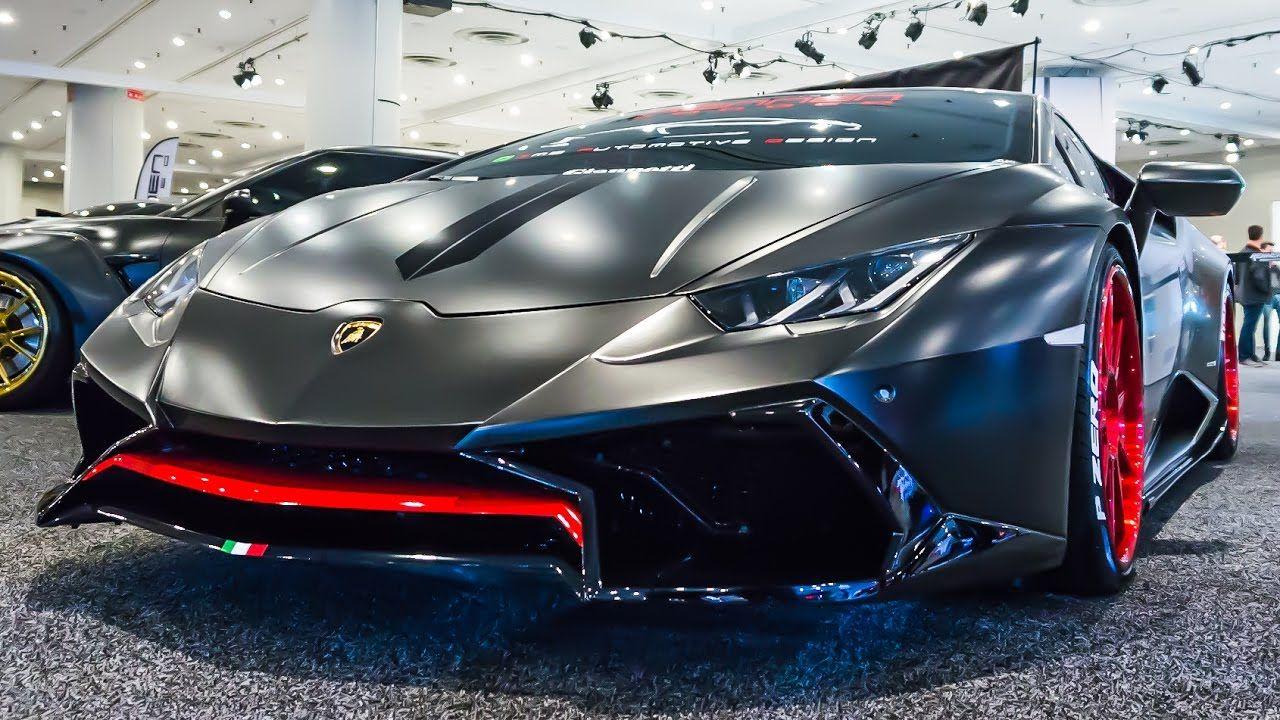 2017 New York Auto Show Supercars Exotics 4k Lamborghini Masera Super Cars Hot Cars Lamborghini