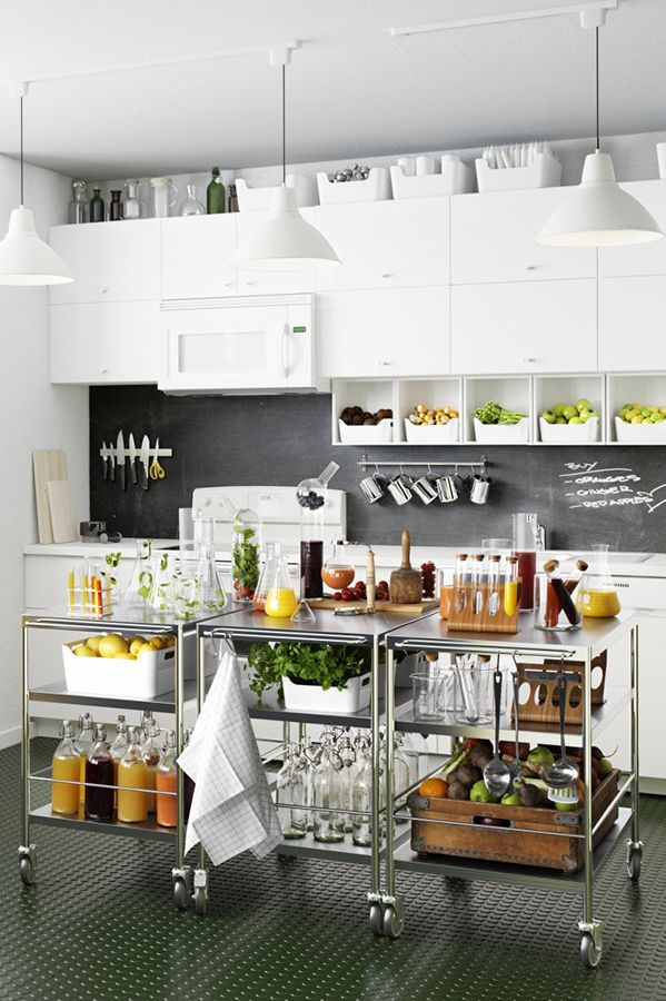 Use Your Imagination What Does Your Dream Kitchen Look Like Ikea Sektion Kitchens Let You