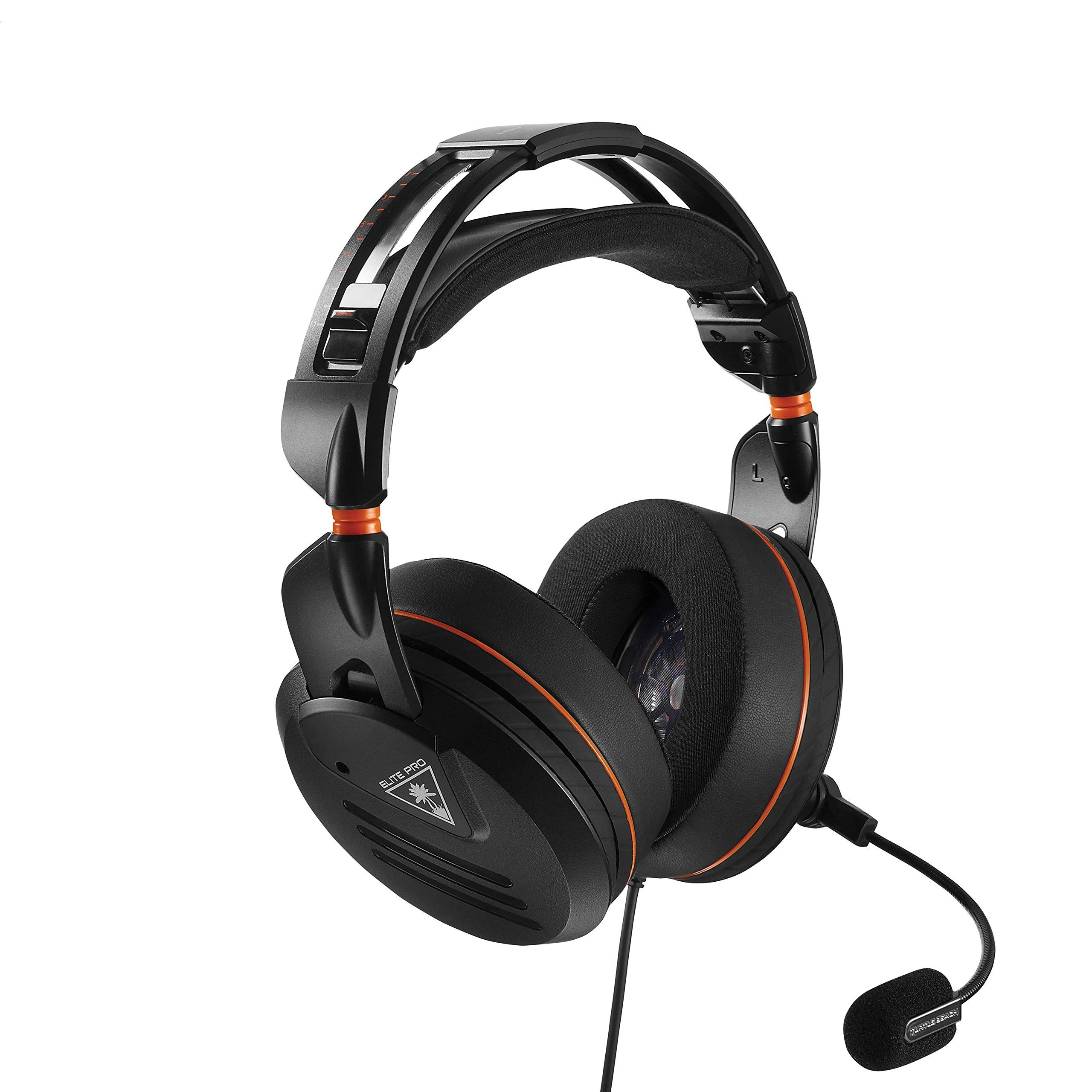 Turtle Beach Elite Pro Tournament Gaming Headset Comfortec Fit System And Truspeak Technology Xbox One Ps4 Pc And Mobi Business Flyer Marketing Gamin