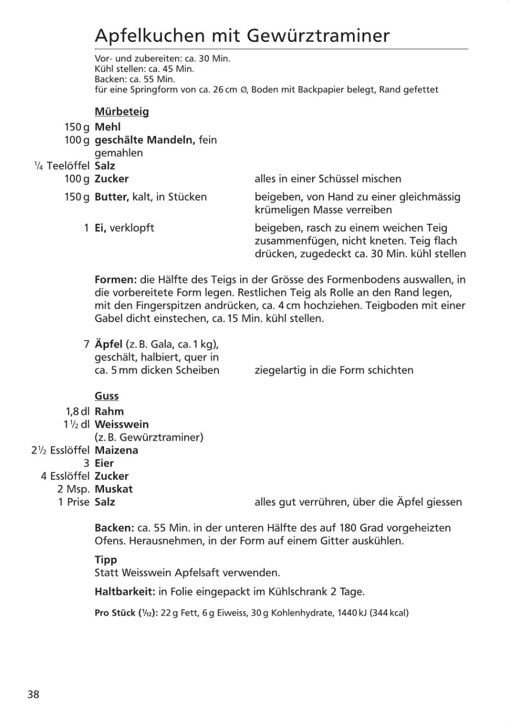 Betty Bossi In 2020 Backpapier Schussel Mandeln