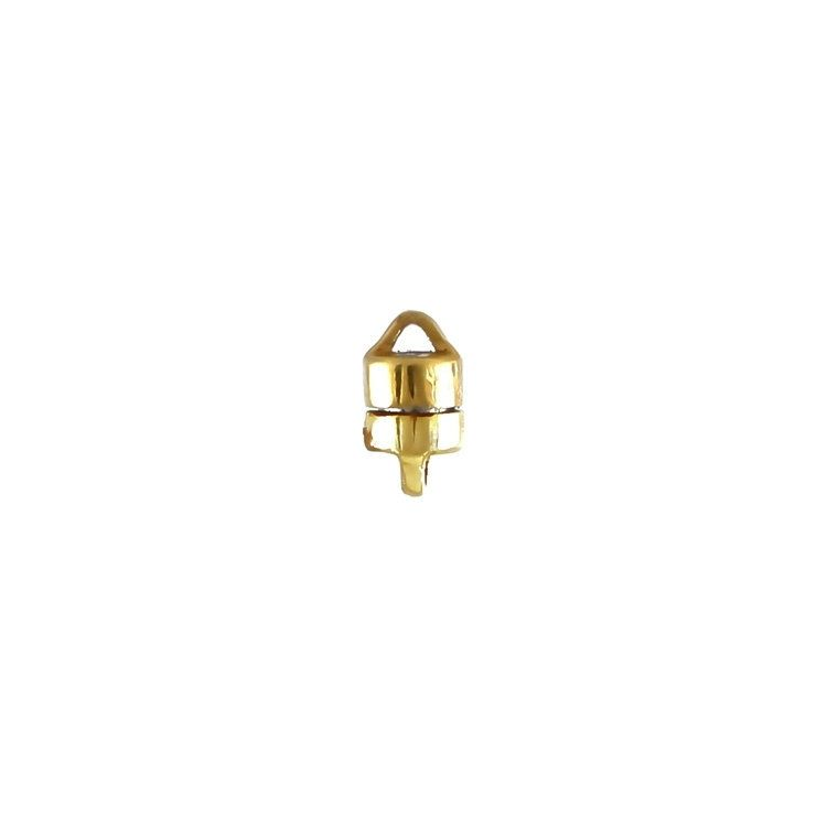 10 Pieces 4 Mm 18k Gold Filled Magnetic Clasp 4 Mm Magnetic Clasp Gold Filled Clasp Wholesale Findings Magnetic Clasp Triangle Clasps In 2020 Magnetic Clasp Gold Filled 18k Gold