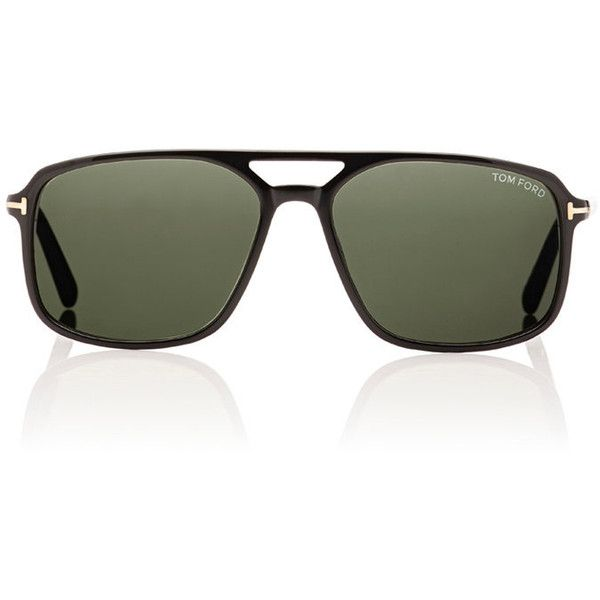 83f25ff1935 Tom Ford Men s Terry Sunglasses (£300) ❤ liked on Polyvore featuring men s  fashion