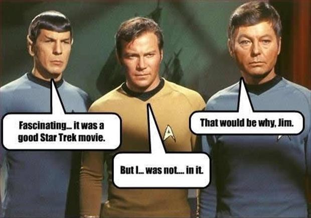 Funny Star Trek Pictures 32 Pics Star Trek Funny Star Trek Star Trek Movies