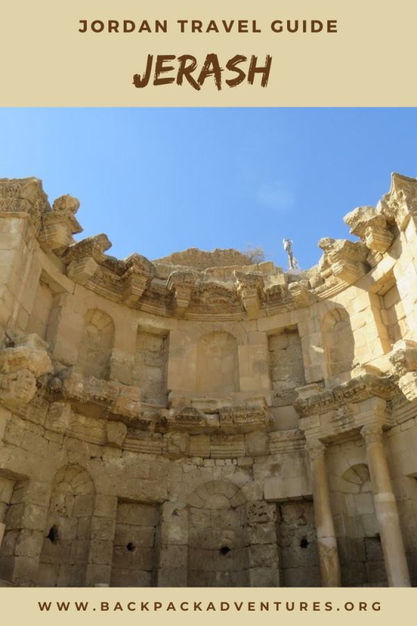 Amman to Jerash: a day trip guide - Backpack Adven