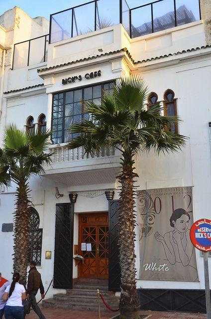 Rick S Cafe Casablanca Morocco Casablanca Hotel City Hotel Casablanca