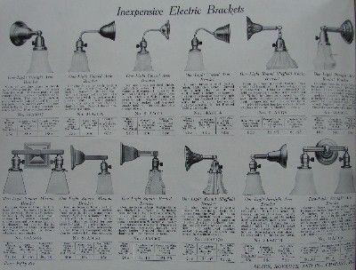 Lighting American Foursquares 1910 1915 Craftsman
