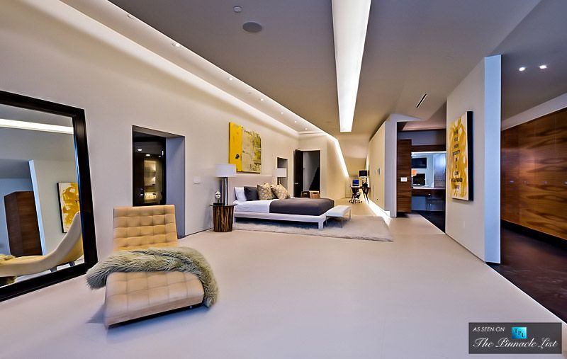 Mul Residence By Void 7691 Mulholland Drive Los Angeles Ca