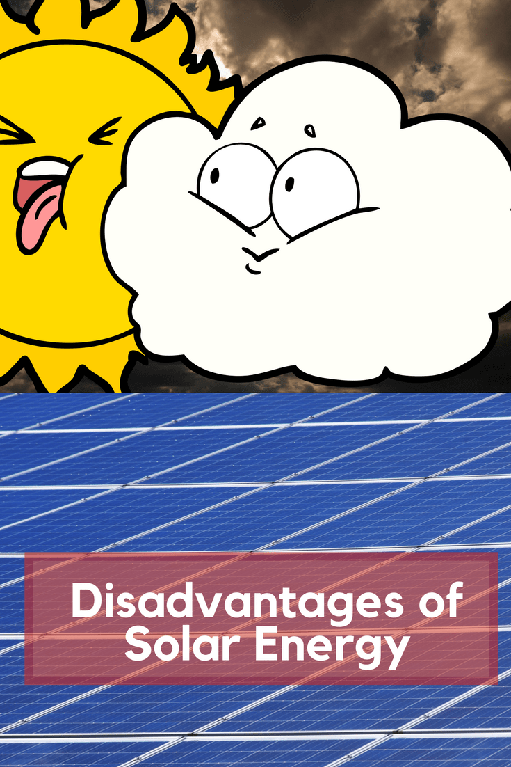 Disadvantages Of Solar Energy Pinterest Real Estate Group Board