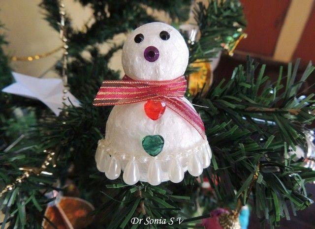 26+ Diy snowman christmas tree inspirations
