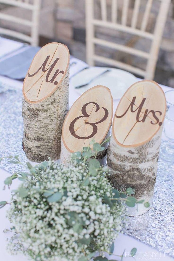 Hochzeits-Herzstück-Inspiration – Foto: Brittany Lee Photography