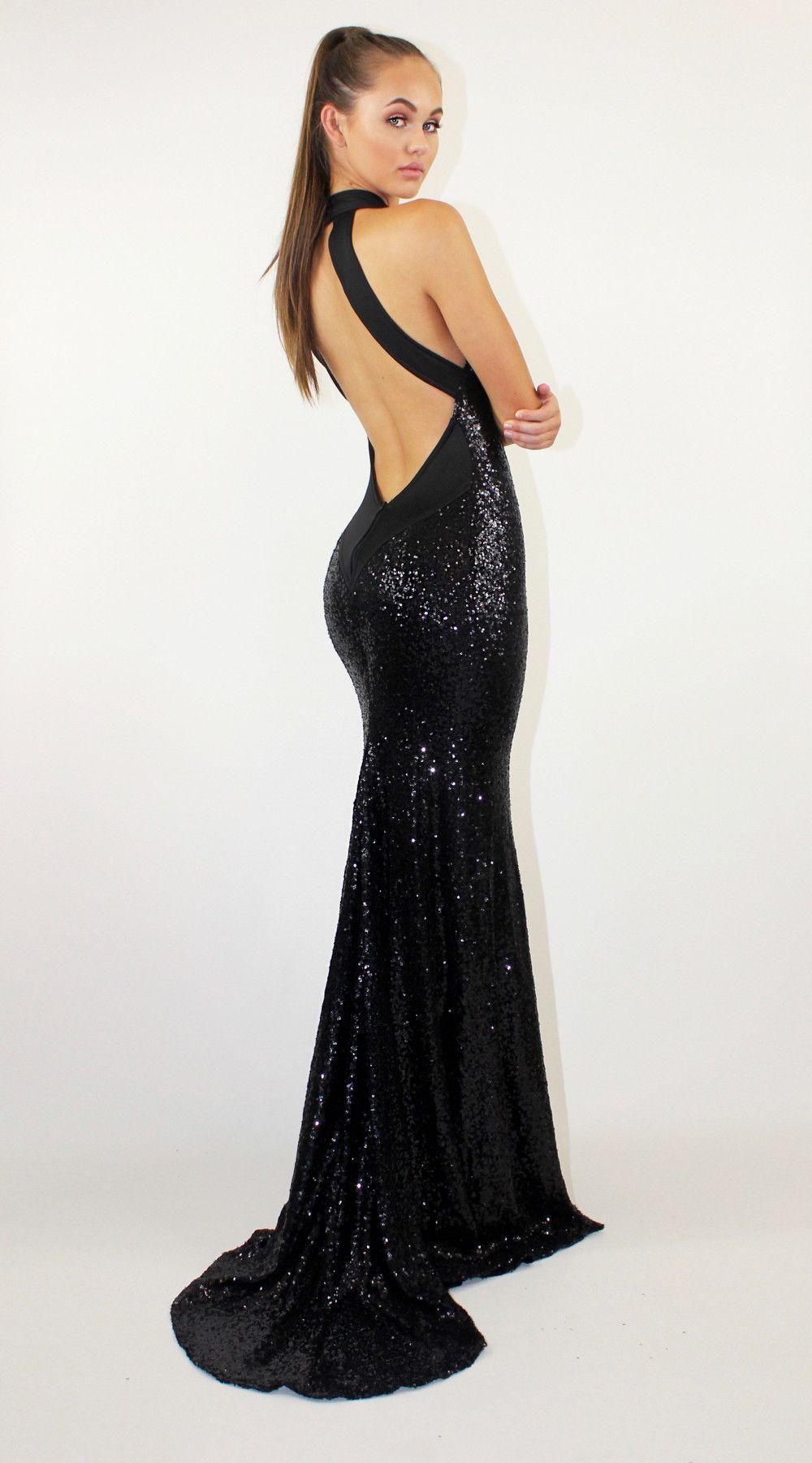 Chloe black tightuelegent pinterest red carpet formal and sequins