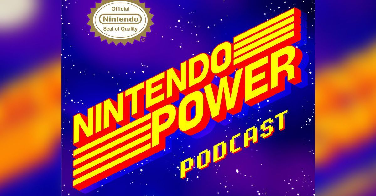Nintendo Power' returns in the form of an official podcast