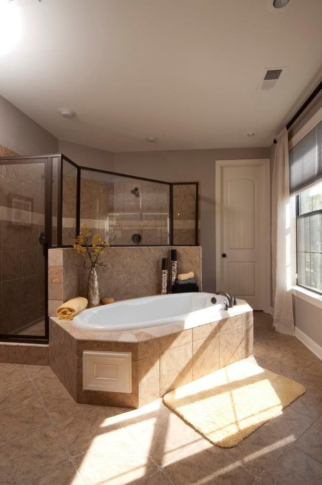 Master bath plans on pinterest bathroom layout walk for Walk through shower plans