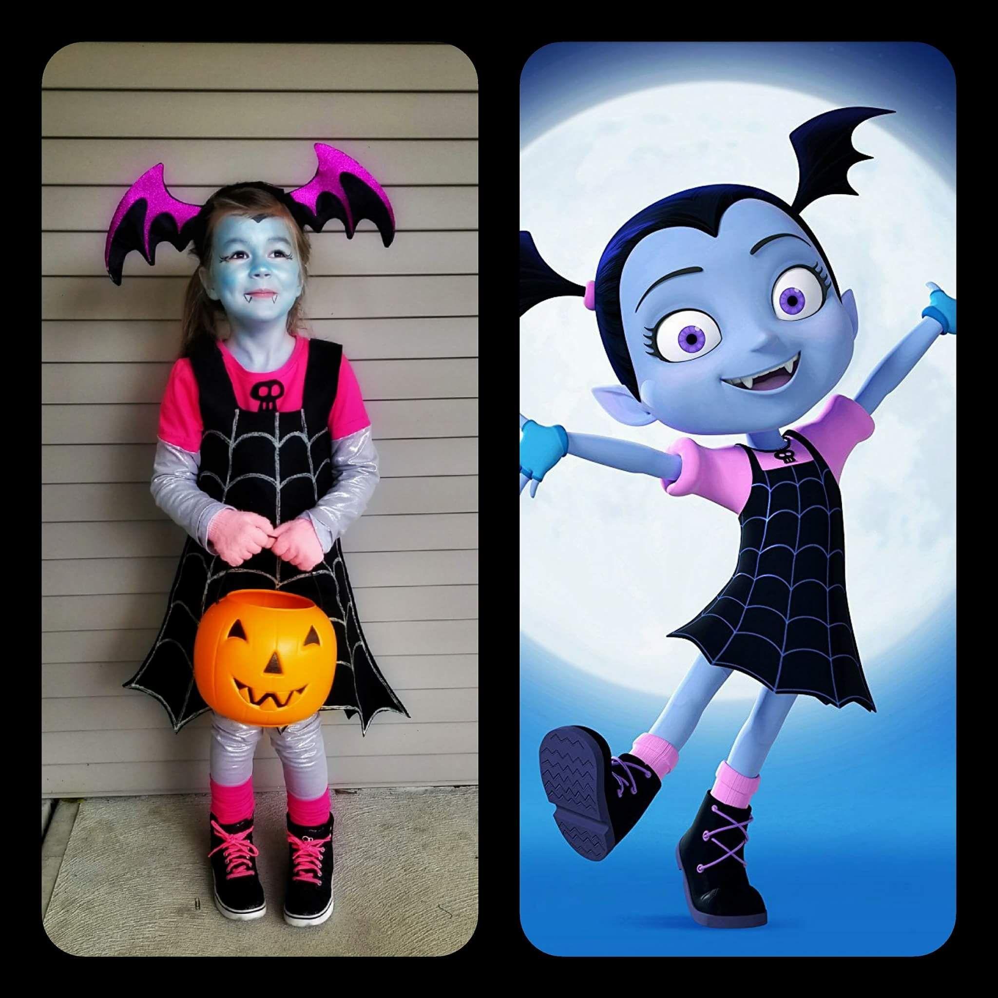 Image result for vampirina costume Disney costumes diy