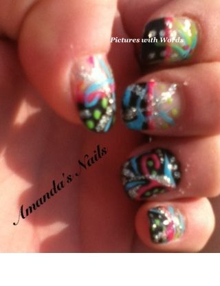 Amanda's photos  www.ShowYourNails.com