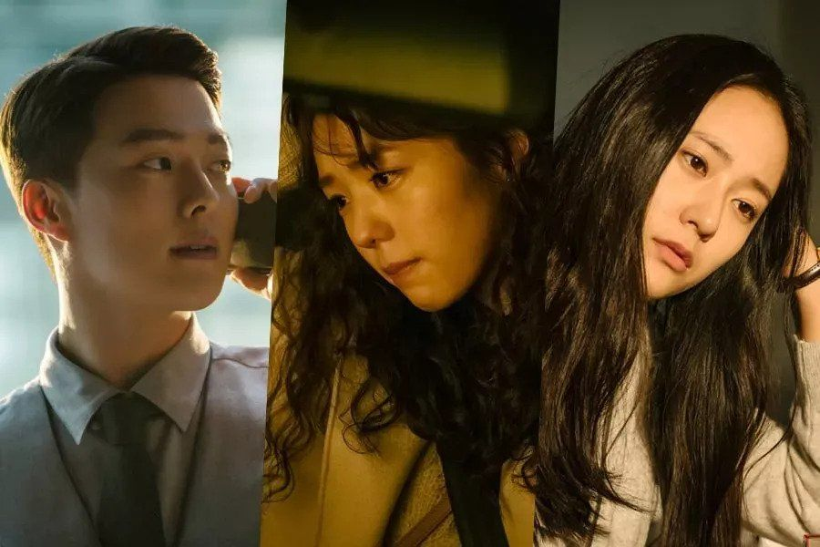 Jang Ki Yong, Chae Soo Bin, And Krystal Taste Bittersweet Flavors Of Love In Upcoming Romance Film
