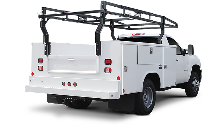 Find A Reading Truck Body Distributor In Your Area Only Authorized Reading Distributors Will Have The Genuine Reading Replacemen Truck Bed Work Trailer Trucks