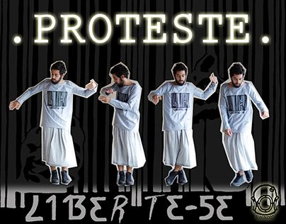 """Check out new work on my @Behance portfolio: """"Proteste, inverno/17"""" http://be.net/gallery/46063563/Proteste-inverno17"""