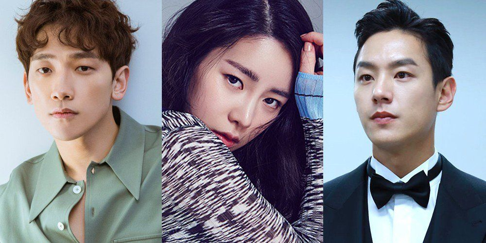 Rain, Lim Ji Yeon, & Kwak Si Yang cast as leads of new MBC law drama 'Welcome 2 Life'