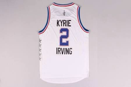 4921eee2f Kyrie Irving 2015 all star jersey