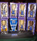 For Sale - Set of eight Sacramento Kings bobblehead dolls and four display stands - See More At http://sprtz.us/KingsEBay