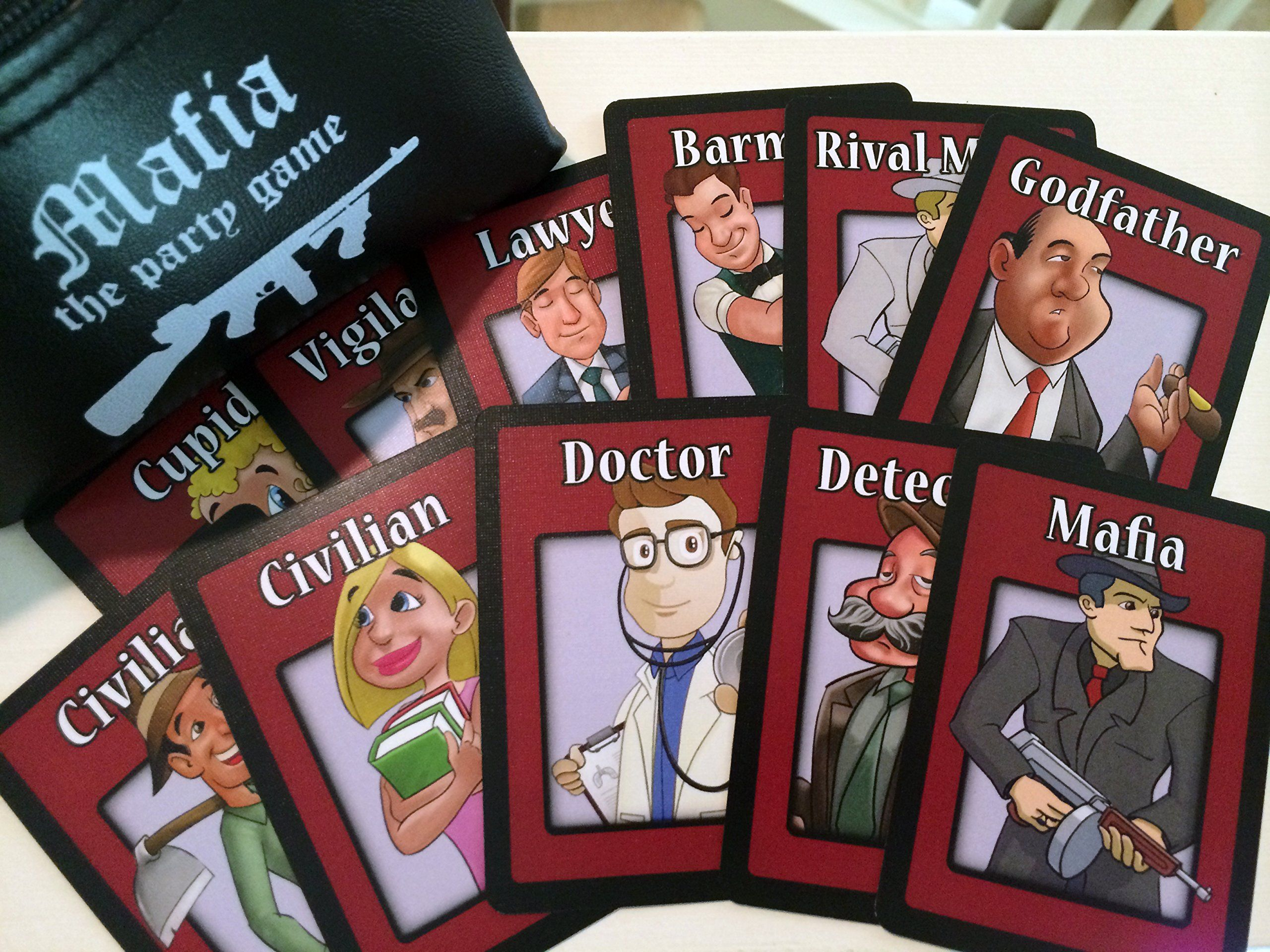 Mafia the Party Game