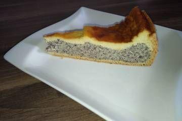 Mohnkuchen mit Schmand und Vanillepudding von Tüller   Chefkoch