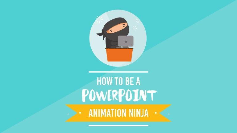 How To Be a PowerPoint Animation Ninja - No animation, or really bad - presentation experts