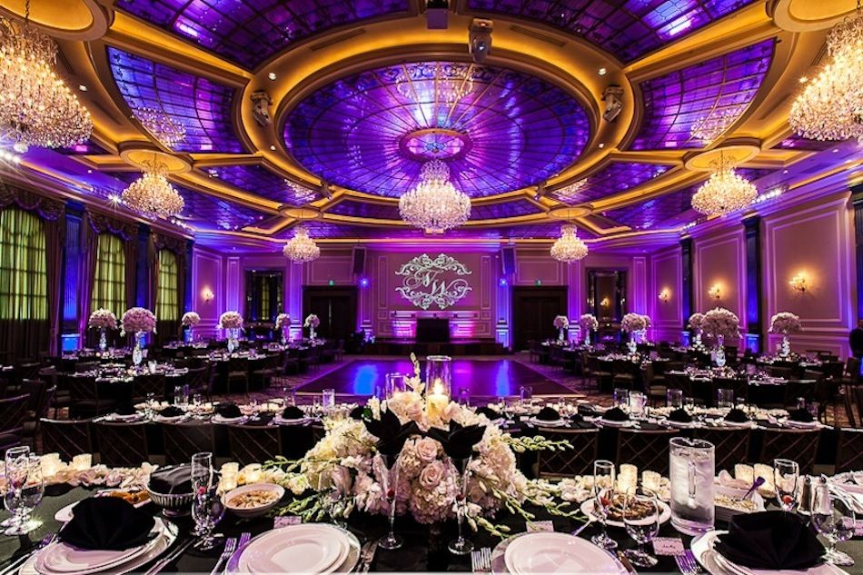 Taglyan complex hollywood grand ballroom banquet hall flowers taglyan cultural complex los angeles caas a reception junglespirit