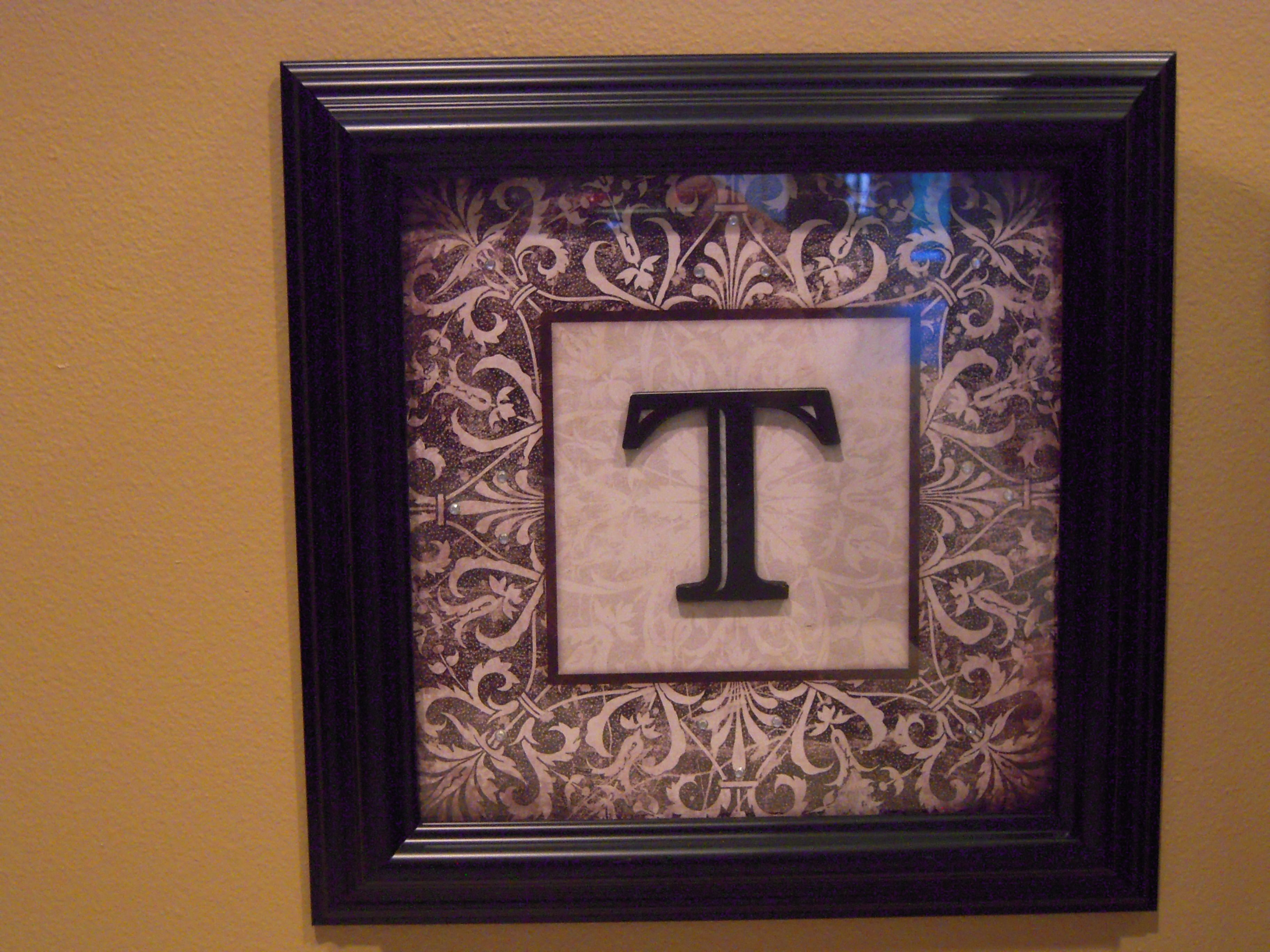 """What does """"T"""" mean for you? Crafts, Diy crafts, Crafty"""