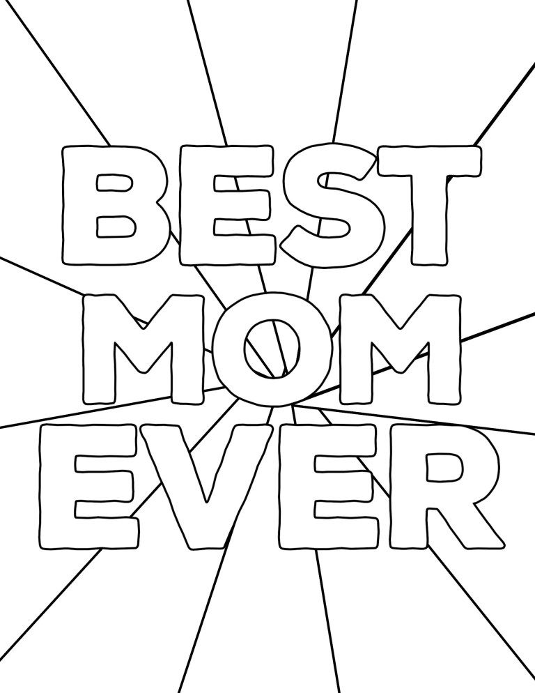 Free Printable Mother S Day Coloring Pages Paper Trail Design Fathers Day Coloring Page Mothers Day Coloring Pages Mothers Day Coloring Sheets