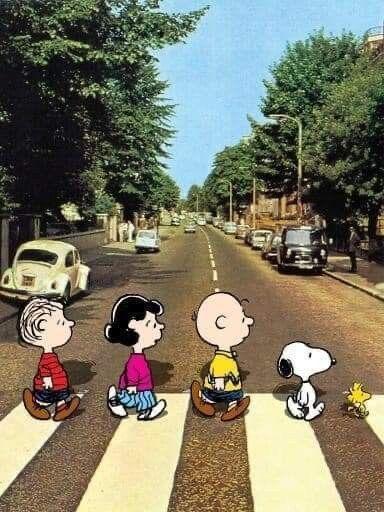 Love Snoopy x