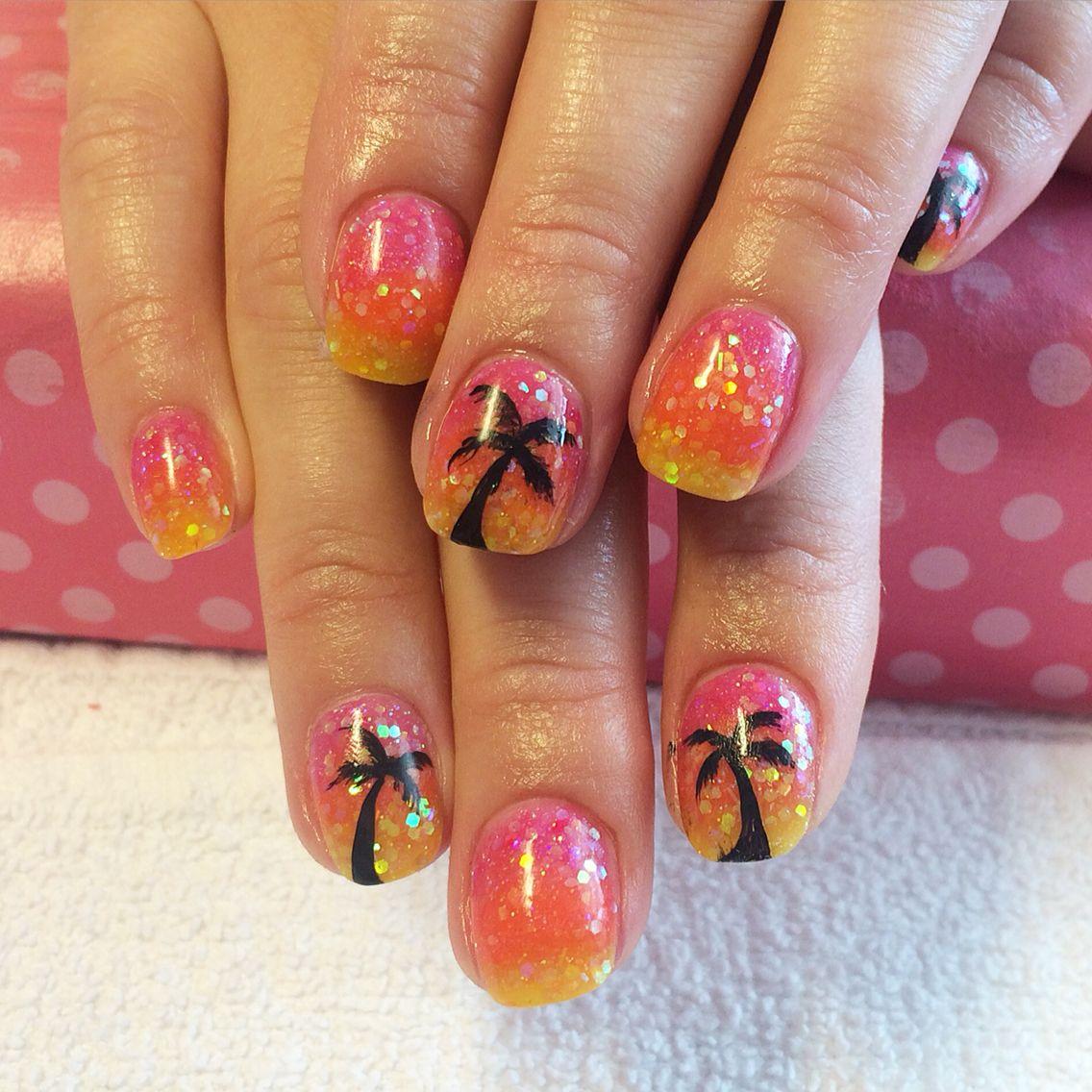 Acrylic Nails, Trendy Nails