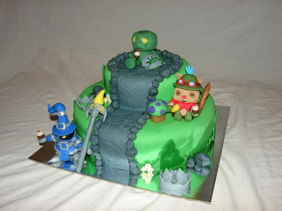 League of Legends Cake   League of legends, Cake, Cakes ...