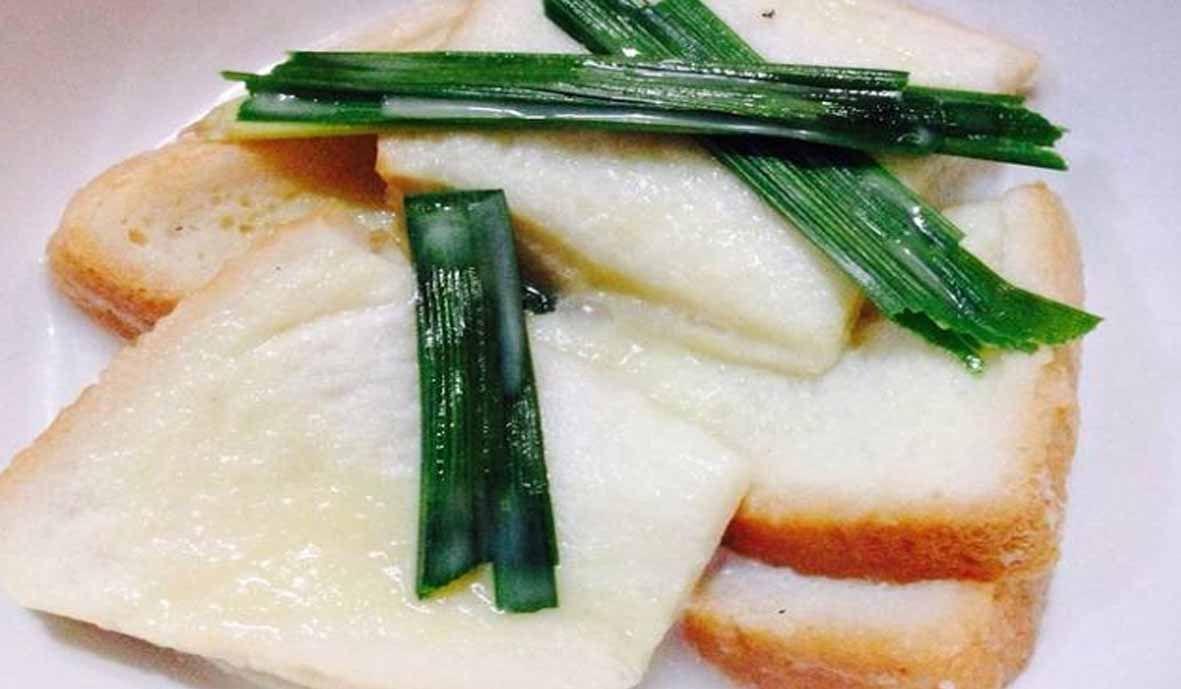 Resep Roti Kuah Santan Yang Lezat Asian Desserts Roti Recipes