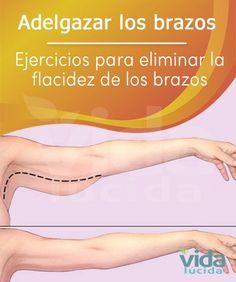 ejercicios para endurecer brazos y antebrazos