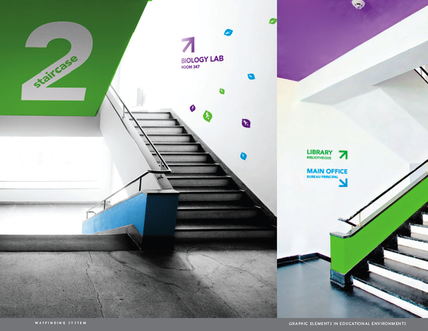 Re branding toronto highschools by yana stepchenko via for Grafikdesign schule
