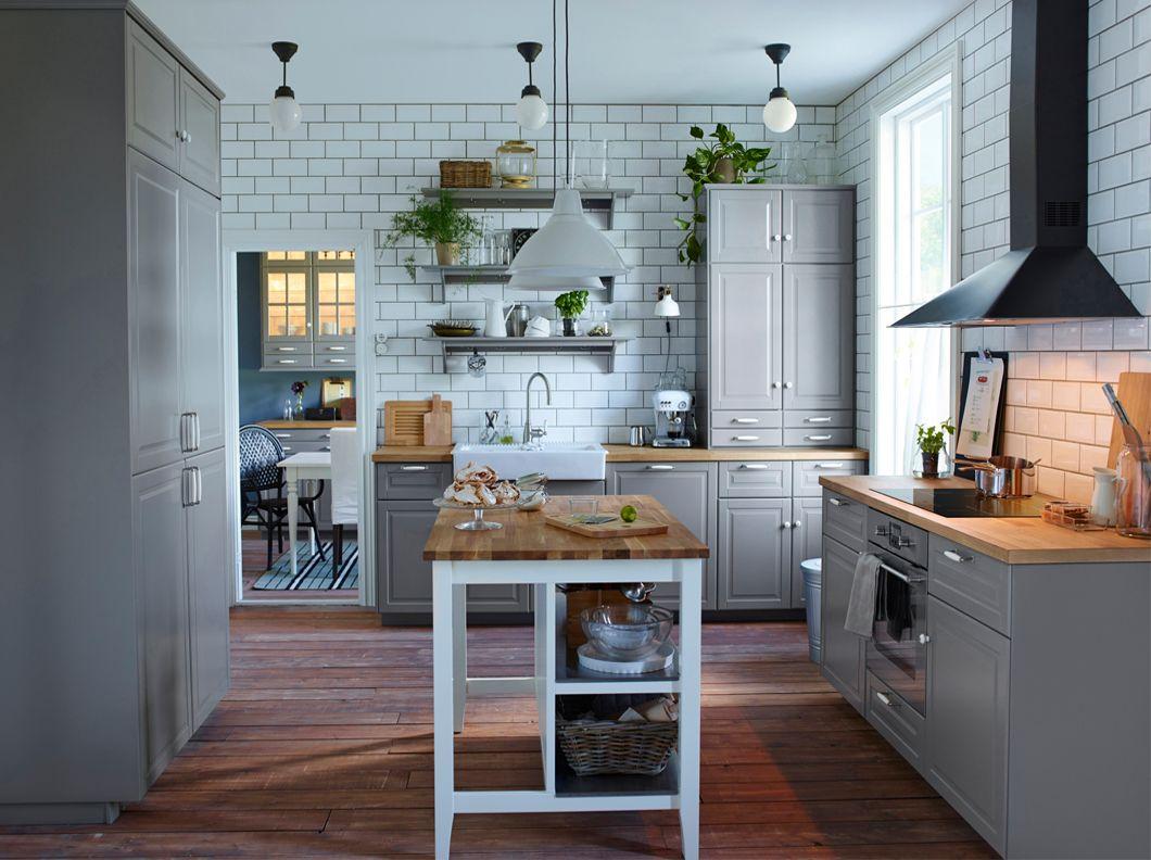 Bilde av BODBYN kjøkken | Hus | Pinterest | Kitchens, Interiors and Room