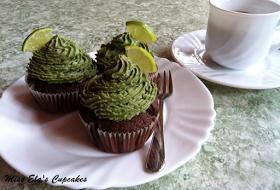 Miss Ela's Cupcakes: Meine Cuba Libre Cupcakes